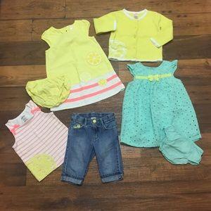 Gymboree Toddler Girl Bundle Size 18-24 Months 💝